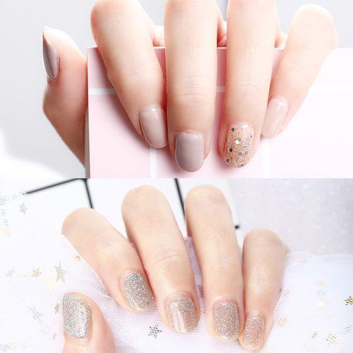 semi-permanent nails