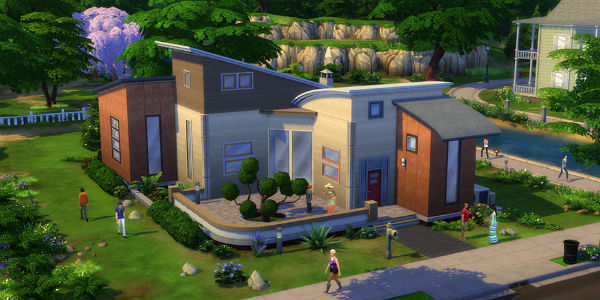 the sims 4 mobile